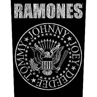 Ramones - Patch de dos de phoque classique