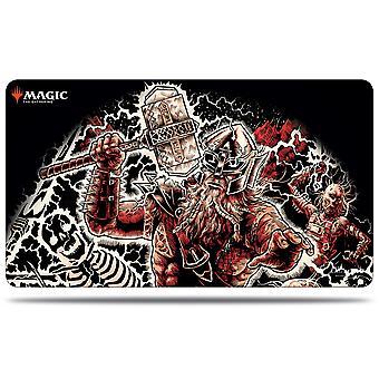 Magic: The Gathering featuring Toralf, God of Fury Playmat