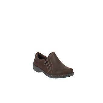 Eastland | Vicky Brown Tumbled Loafers