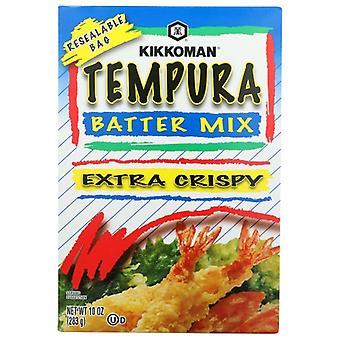 Kikkoman Mix Tempura Batter, Case of 12 X 10 Oz