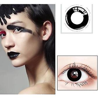 uusi 10 1pair =2kpl cosplay kaunis iso pupillinssi silmän Halloween väri yhteystiedot sm48060