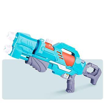 Avaruusvesi, Lapset ruiskuttavat aseita kesärantapeliin