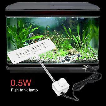 Plantas Luces de crecimiento Luces de pecera Luces de clip pequeño Irradiación del acuario