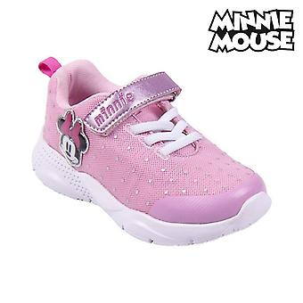 Sports Shoes for Kids Minnie Mouse Pink