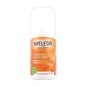 Roll-on deodorant 24H Sea buckthorn 50 ml