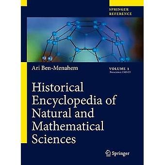 Ari Ben Menahemin luonnon- ja matemaattisten tieteiden historiallinen tietosanakirja