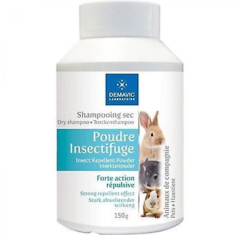 Demavic Dry Shampoo - Strong Antiparasitic Repellent Action Nac - 150 G