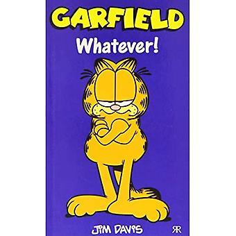 Garfield - Peu importe! (Garfield Pocket Books)