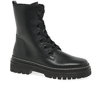 غابور جنوة النساء الأحذية العسكرية