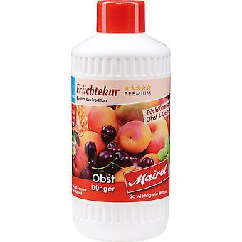 MAIROL الفاكهة الأسمدة السائل، 500 مل، علاج الفاكهة