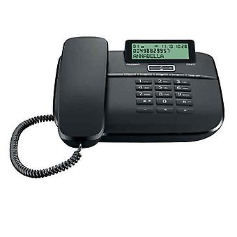 Vaste telefoon Gigaset DA 611 Zwart