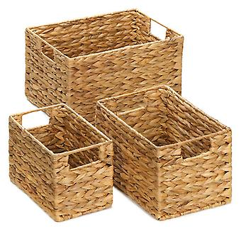 Accent Plus Woven Nesting Basket Set, Pack of 1