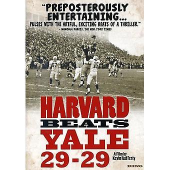 Harvard Beats Yale 29-29 [DVD] USA import
