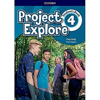Project Explore: Level 4: Studentenboek