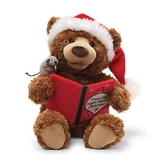 Storytime Teddybär Animierter Urlaub Stofftier Plüsch
