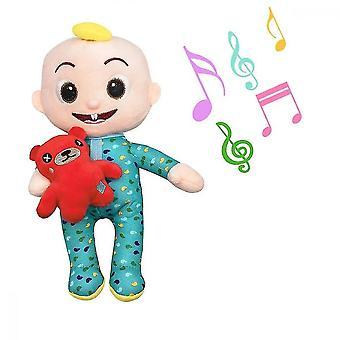 Musik Cocomelon Spielzeug Plüsch Puppe Jj Bär
