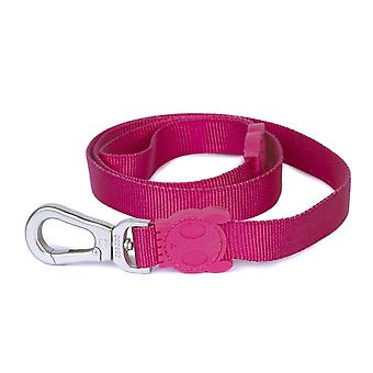 Pet leashes leash ''pink a boo'' small 1.5X120cm