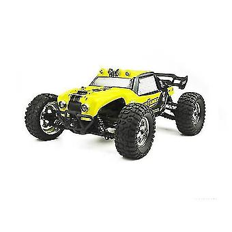 Robotic toys hbx 12891 1/12 4wd 2.4G waterproof hydraulic damper rc desert buggy truck with led light rc car