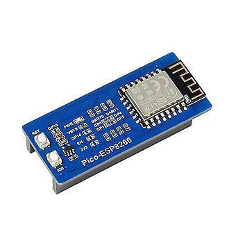 Motherboards 3.3V esp8266 wifi module breakout shield hat for raspberry pi rpi pico board accessories
