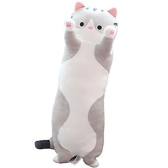 Schattige kat pluche speelgoed pop