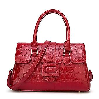 Women's High Quality Portable Noble Handbag