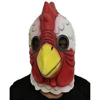 Hotline Miami Mask Cosplay Turkey Headgear Halloween Funny Props