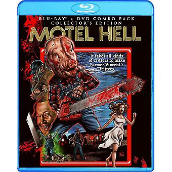 Motel Hell Collector Edition [BLU-RAY] USA importieren