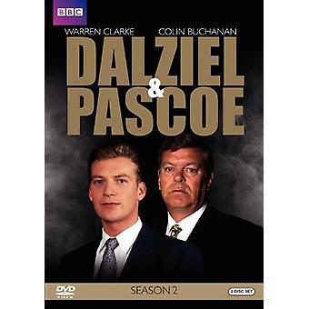 Dalziel & Pascoe: Season 2 [DVD] USA import