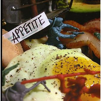 Appetite - Scattered Smothered Covered [CD] USA import