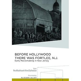 Before Hollywood [DVD] USA import