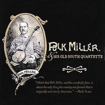 Polk Miller - Polk Miller & His Old South Quartette [CD] USA import