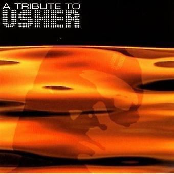 Tribute to Usher - Tribute to Usher [CD] USA import