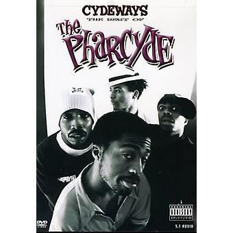 Pharcyde - Cydeways: Best of the Pharcyde [DVD] USA import