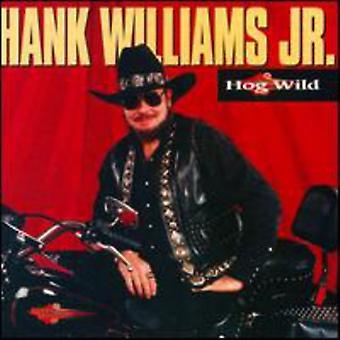 Hank Williams Jr. - Hog Wild [CD] USA import
