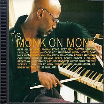 Thelonious Monk - Monk on Monk [CD] USA import