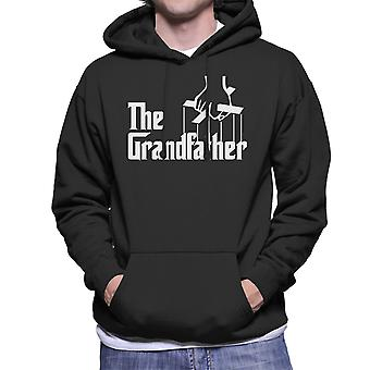 The Godfather The Grandfather Men's Hooded Sweatshirt