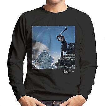 Depeche Mode Construction Time Again Sleeve Alternate Men's Sweatshirt