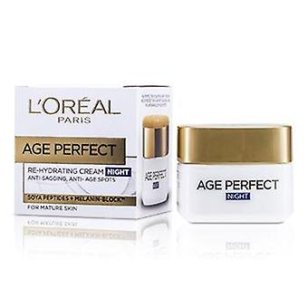 L'oreal Dermo-expertise Age Perfect Reinforceing Rich Cream Night - 50ml/1.7oz