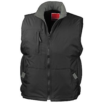 Result Adults Unisex Ripstop Bodywarmer / Gilet