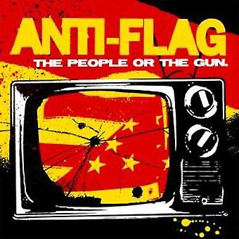 Anti-Flag - People or the Gun [CD] USA import
