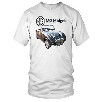MG Midget MKIII coche clásico para hombre camiseta