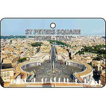 St Peters Square - Rome - Italy Car Air Freshener