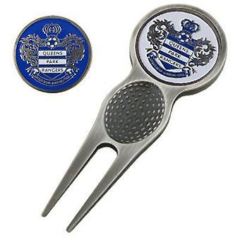 Queens Park Rangers Divot Tool & Marker