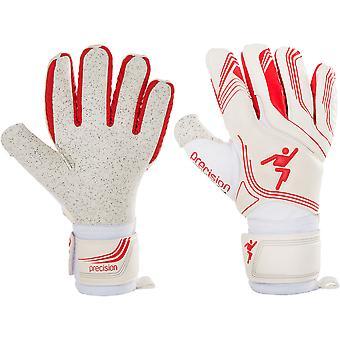 Precision GK Premier samling Neg Lite kvarts Jr målmand handsker