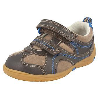 Niños Clarks Casual Zapatos primero rocas Ru