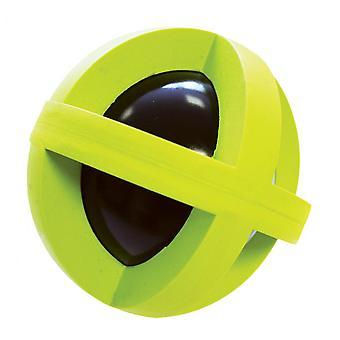 Happy Pet Boingo Ball Nearly Indestructible Dog Toy