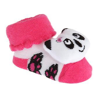 Nursery Time 3D Striped Baby Socks