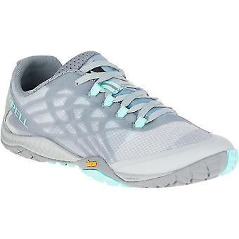 Merrell Womens/dames Trail gant 4 respirant Barefoot Running Shoes