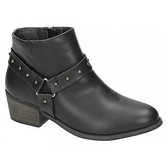 Das mulheres/senhoras Ankle Boots local