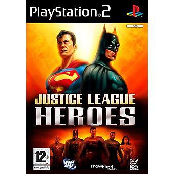 Justice League Heroes (PS2) - Usine scellée